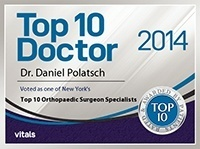 Vitals - Top 10 Doctor - Daniel B.Polatsch, M.d